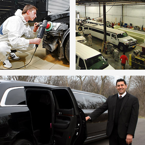 family run limousine and party bus company in Chicago