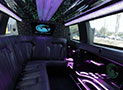 MKT Limousine White flashy picture