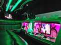 MKT Limousine White dance floor picture