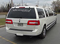 MKT Limousine White exterior picture