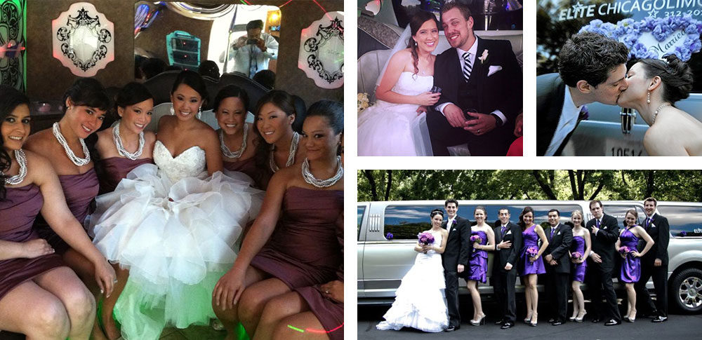 Wedding Limo Service Chicago Best Limousine Services