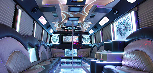 Party Bus Service in Waukegan