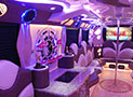 Legacy Party Bus led ceiling picture