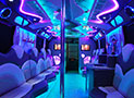 Legacy Party Bus flashy picture